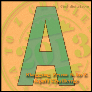 A is for… new beginnings